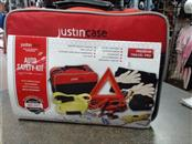 JUSTINCASE ROADSIDE AUTO SAFETY KIT PREMIUM TRAVEL PRO